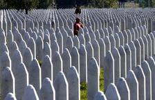 Europa pide justicia por la masacre de Srebrenica en su 25 aniversario