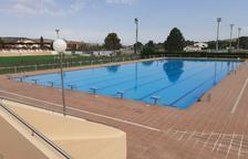 Fraga obre demà amb aforament limitat les piscines municipals