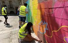 Art i integració social a Guissona