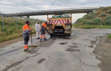Alcarràs invierte 122.000 euros en mejorar 72 km de caminos