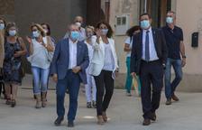 El Govern eleva a 81,7 milions les inversions del PUOS a Lleida