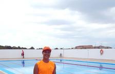Sant Guim impermeabiliza la piscina para evitar fugas de agua
