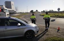 Cerca de un millar de conductores condenados en un año en Lleida