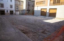 Anglesola mejora el entorno de Cal Gassol