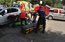 Herido un niño en las piscinas de Bossòst
