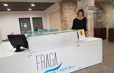 Rutes pel patrimoni de Fraga amb mesures anti-Covid