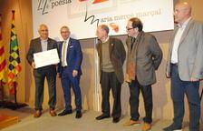 La comarca aprueba las bases del premio Maria-Mercé Marçal