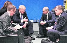 Rusia intentó interferir en el referéndum del Brexit