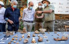 Ayer se presentaron los resultados de las últimas excavaciones en Atapuerca.