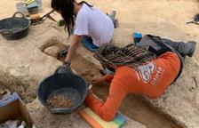 Finalizan las excavaciones en el yacimiento del Pla d'Almatà