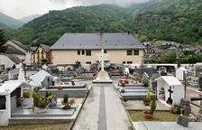 Bossòst impulsa la construcción de 56 nichos en el cementerio