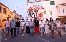 Més de 100 persones assisteixen als actes del 'Concert de l'Estelada'