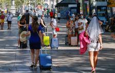 Más de una decena de países europeos imponen restricciones o recomiendan no viajar a Catalunya por los rebrotes