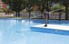 El culebrot de les piscines