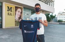 Pau Bosch continuarà a l'Atlètic Lleida