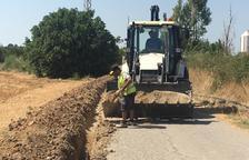 Benavent cambia tuberías de la red de agua potable
