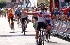 El colombià Gaviria guanya a la Vuelta a Burgos