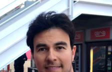 Dóna positiu Sergio 'Checo' Pérez i no correrà a Silverstone