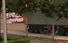 VÍDEO | Ingresa a prisión por embestir la terraza de un bar y atropellar voluntariamente a un hombre en Torregrossa