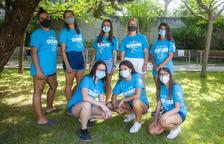 Mig centenar de joves participen en un voluntariat del Grup Alba a Tàrrega