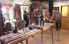 Eva Clausó visita l'Alt Urgell