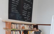 Espacio de intercambio de libros en Preixana