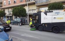 Fraga intensifica la neteja en els propers cinc anys per 775.375 €
