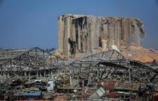 Los muertos por las explosiones en Beirut superan ya el centenar