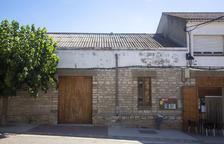 L'edifici de Tarroja on es faran les millores.