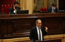 """Torra: """"Hem de dir prou. O república catalana i independència, o monarquia espanyola i dependència"""""""