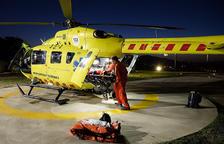 El SEM incorporarà enguany Tremp i la Seu com a heliports per als vols nocturns