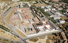 Vista aérea del centro penitenciario Ponent.