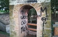 Denuncian 'botellones' nocturnos y destrozos en una zona de Mollerussa