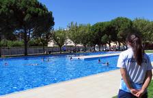 La Paeria només obre les piscines de Balàfia, a la foto, i Cappont.