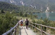 El Pirineu assoleix aquest cap de setmana el seu primer ple turístic des de l'inici de la pandèmia