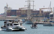 Moren asfixiats dos polissons en un vaixell d'Algèria fondejat a València