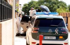 Un home mata el seu fill, fereix la seua filla i se suïcida a Castelló