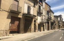 Campanya en un poble de Lleida per fomentar el lloguer dels habitatges buits