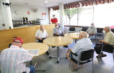Reabre la 'llar de jubilats' de Alcarràs después de un mes