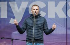 Rússia cedeix i permet que Navalni sigui traslladat a un hospital d'Alemanya