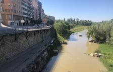 Fraga projecta un passeig al marge esquerre del riu Cinca