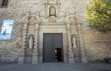 Dos nuevas esculturas para el santuario de Sant Ramon