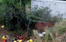 Herido crítico al caer desde 10 metros al ceder una barandilla en Montferrer
