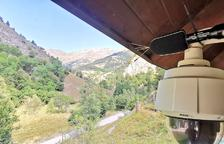 La Generalitat mide la calidad del sonido en Isil y Alòs