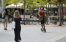 """""""Decepció"""" dels usuaris de patinet amb l'ajuntament de Lleida"""