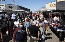 Recuperen totes les parades al mercat dominical de Torrefarrera