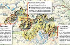 Mor un jove excursionista al caure per un barranc de 150 metres a Aigüestortes