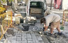 Millores al carrer Felip Rodés d'Ivars d'Urgell