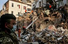 Beirut recuerda en silencio a las víctimas de la explosión