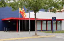 Imatge de l'exterior de la comissaria dels Mossos d'Esquadra a Mollerussa.